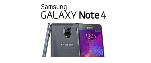 Samsung Phone Repair - Galaxy Note 4