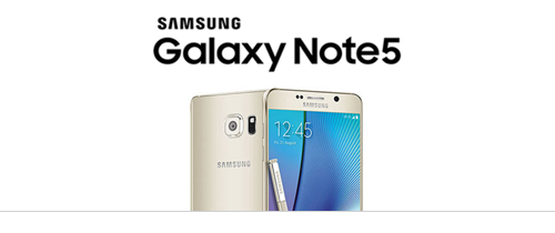 Samsung Phone Repair - Galaxy Note 5