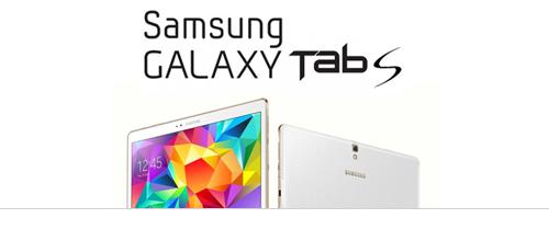 Samsung Tablet Repair Tab S