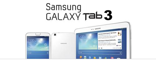 Samsung Tablet Repair Tab 3