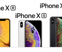 iPhone XR, XS, XS Max