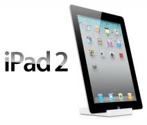 iPad Repair - iPad 2
