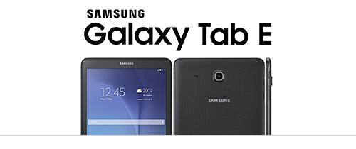 Samsung Galaxy Tablet Repair Tab E